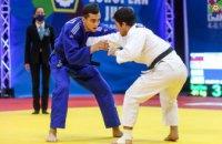 Дніпровські спортсмени здобули три медалі на чемпіонаті Європи з дзюдо серед юніорів