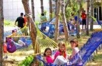 В лагере «Дзержинец» дети «Защищали себя и лес от пожара»