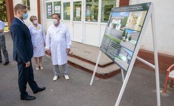 В городской больнице Покрова планируют обустроить современное отделение экстренной медпомощи