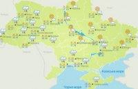 12 июня в Украине ожидается до +36 градусов тепла