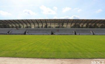 Нове футбольне поле, тенісний корт, зона для воркауту та крос-фіту: в Кривому Розі завершується реконструкція стадіону «Спартак»