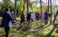 У Дніпрі для слухачів «Університету третього віку» відбулася екскурсія в Ботанічний сад