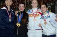 Украинская саблистка стала золотым призером ЧМ по фехтованию среди юниоров