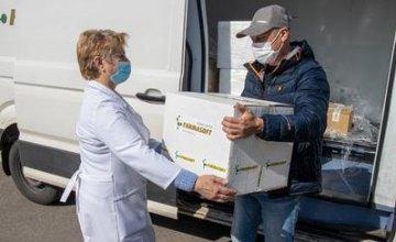 На Дніпропетровщину надійшло ще 2340 доз вакцини від коронавірусу виробництва Pfizer/BioNTech