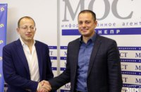 ОПЗЖ поддержала Андрея Белоусова на выборах мэра Каменского
