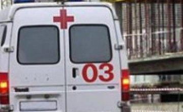 Перевернулся пассажирский автобус: 21 человек госпитализирован