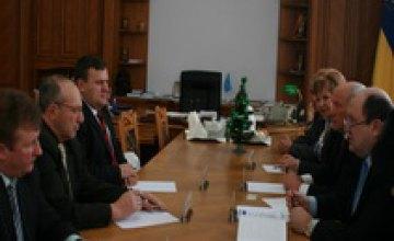 Днепропетровская область начнет сотрудничество с Белоруссией в сфере развития сельского хозяйства