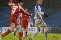 «Днепр» сыграет с «Ильичевцем» контрольные матчи