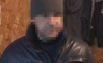 В Днепре СБУ задержала банду похитителей людей