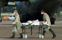 Еще 7 раненых украинских военных отправили на лечение в Латвии