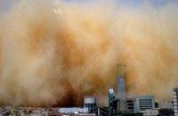 Пекин накрыла сильнейшая за последние 13 лет песчаная буря (ВИДЕО)