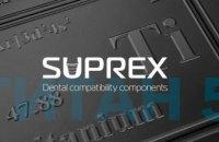 Suprex.dental производит 100% совместимые компоненты к известным мировым дентальным системам