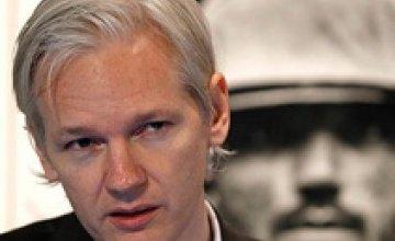 Под залог выпущен основатель WikiLeaks