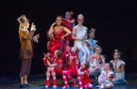 28-31 мая в Днепре пройдет первый Всеукраинский детский фестиваль театрального искусства (ВИДЕО)