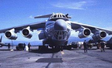 Украинский самолет эвакуировал из Ливии 163 человека