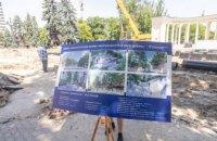 Новые деревья и антивандальные скамейки: какой будет улица Яворницкого и площадь Шевченко