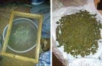 На Днепропетровщине у мужчин изъяли наркотики на сумму около 700 тыс. гривен (ФОТО)
