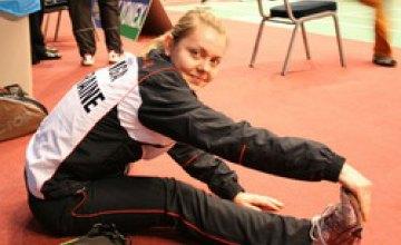 Днепропетровская бадминтонистка Лариса Грига победила в 1/16 финала Yonex German Open 2008