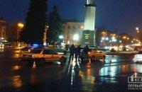 На Днепропетровщине столкнулись две легковушки (ФОТО)
