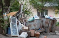 Одесские правоохранители искали бомбу в мусорном контейнере