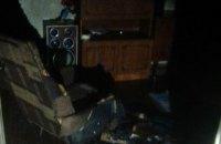 Ожоги головы и верхних конечностей: на Днепропетровщине при пожаре в пятиэтажке пострадал мужчина
