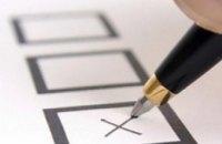 В Днепропетровской области проголосовали 38,4% избирателей, - ЦИК