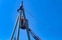 У Новомосковську оновлюють електромережу для понад 1 тисячі приватних будинків Кулебівки