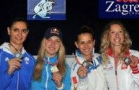 Украинка стала золотым призером на Чемпионате Европы по фехтованию
