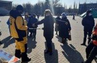 «КРОК до безпеки»: у місті Покров працювала пересувна лабораторія по перевірці радіоактивних джерел випромінювання (ФОТО)