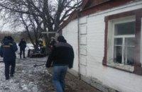 На Днепропетровщине горел жилой дом: есть погибшие