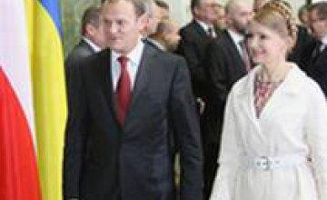 Украина и Польша договорились вместе готовиться к Евро-2012