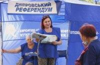 «Днепровский референдум»: какие вопросы волнуют днепрян больше всего