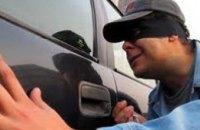 В Кривом Роге госохрана задержала мужчину, «раздевавшего» автомобили граждан