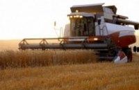Аграрии Днепропетровской области начали жатву