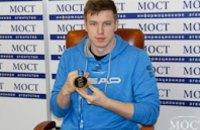 Днепропетровский спортсмен Андрей Говоров выиграл «золото» на чемпионате Европы по плаванию