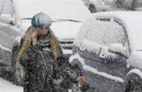 Сегодня в Днепропетровске тепло и пасмурно