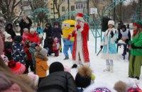 Финальный «Новогодний караван» на ж/м Парус-1 стал одним из самых массовых праздников проекта (ФОТОРЕПОРТАЖ)