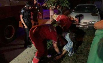 Масштабный пожар в частном доме в Днепре: хозяин жилплощади получил 30% ожогов тела