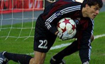 Футболисты «Днепра» плохо выступили за сборную в товарищеских матчах