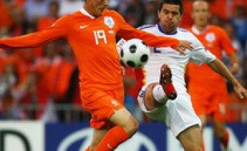 Сборная Румынии лишилась последнего шанса на выход в 1/4 финала Евро-2008