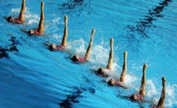 Победителем Кубка Украины по синхронному плаванию стала сборная Харьковской области-1