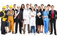 В Днепропетровской области работает только 59% трудоспособного населения