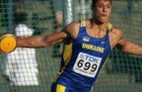 Днепропетровский дискобол выиграл «золото» на международных соревнованиях Botnia Games