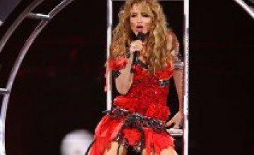 Светлана Лобода хочет представлять Украину на «Евровидении-2010»
