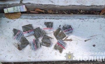 В Днепропетровской области несовершеннолетнего поймали с наркотиками