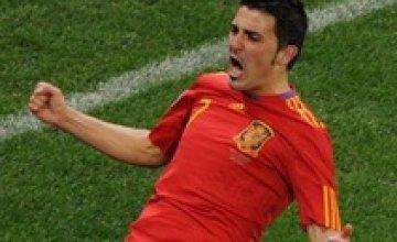 Испания стала последним четвертьфиналистом ЧМ-2010
