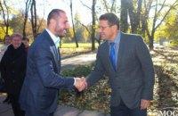 Народный депутат Украины Сергей Рыбалка посетил Днепропетровщину с рабочим визитом (ФОТОРЕПОРТАЖ)