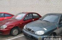 В Киеве задержали неизвестных, которые угоняли автомобили
