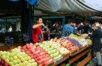 В Днепропетровской области объемы производства сельхозпродукции увеличились на 2,8%