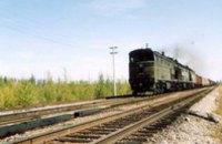 Все больше пассажиров перевозят свои автомобили железной дорогой